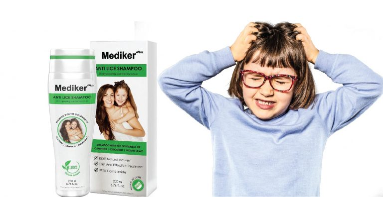 Mediker Plus Anti Lice Shampoo - ACS Pharma
