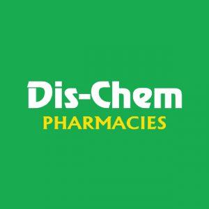Dis-chem Pharmacy Primary Logo - ACS Pharma