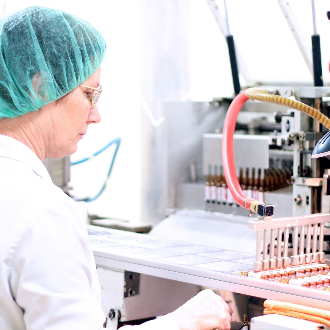 Leverage global economies of scale - ACS Pharma